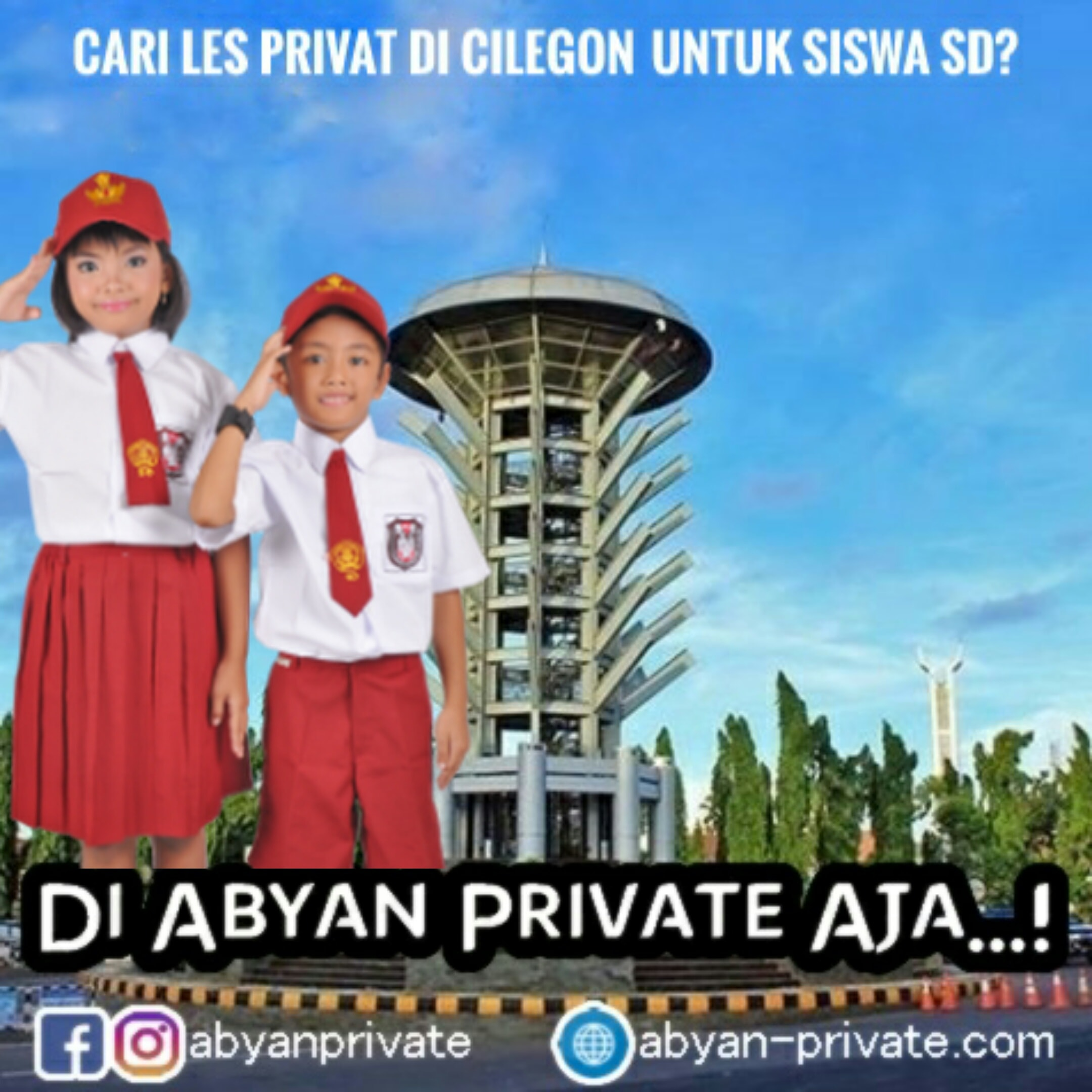 Les privat di cilegon