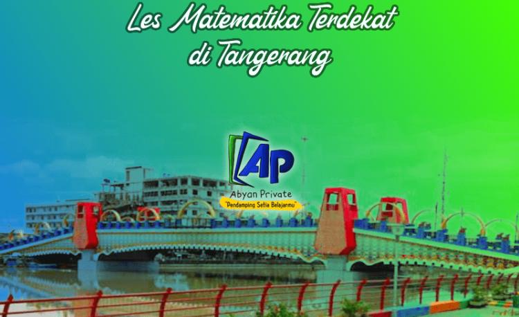 Les Matematika Terdekat di Tangerang